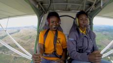 Szene Aus Girls Don't Fly