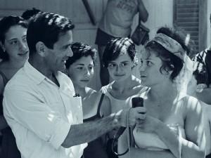 Pier Paolo Pasolini (1922-1975)befragt ein Mädchen nach seinen Vorstellungen von der Liebe.