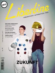 LIBERTINE Magazin 4 #Zukunft