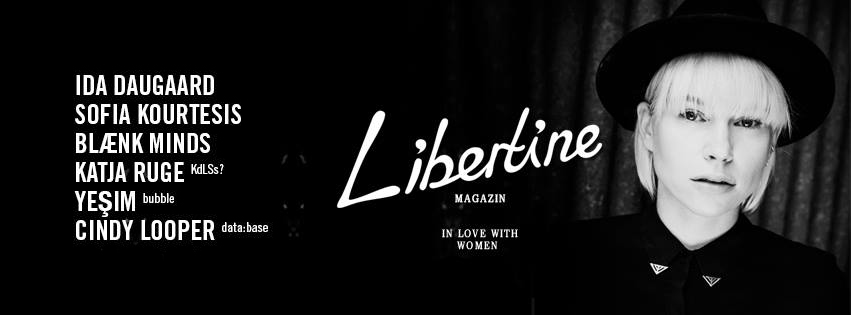 Libertine Magazin Release Party Hamburg