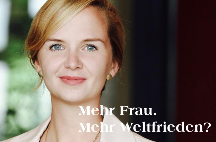 Kristina Lunz Mehr Weltfrieden