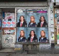 Plakate Sternschanze
