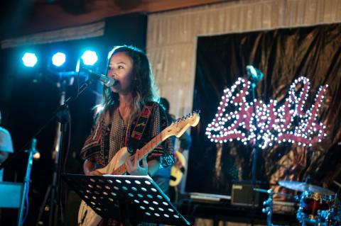 Frauen In Myanmar: Mit Musik Raum Und Sichtbarkeit Erobern