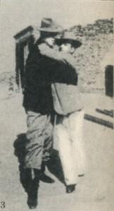 """Die erste Tangofotografie, erschienen 1903 im """"Caras y Caretas"""""""