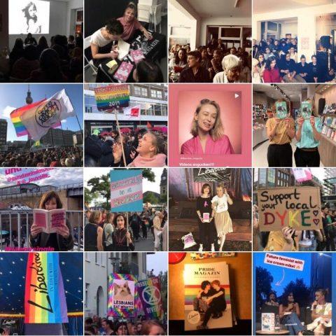 Retrospektive: Das LIBERTINE Jahr 2019