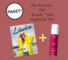 Libertine Ausgabe 7 Plus Nagelöl