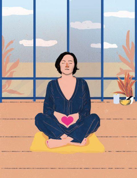 Lieben Lernen In Der Stille