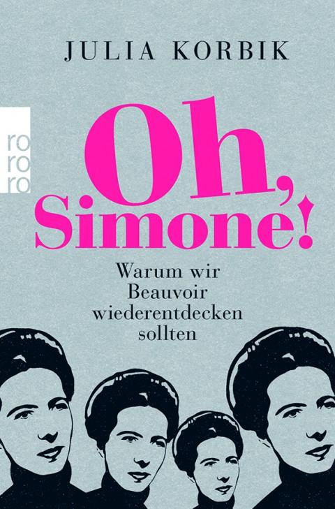 Neuer Lesestoff: Oh, Simone!