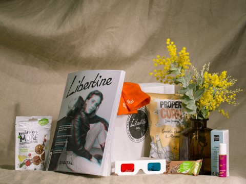 Curated By Libertine: Good Things Box