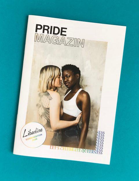 Das LIBERTINE PRIDE Magazin 2020 Ist Da!