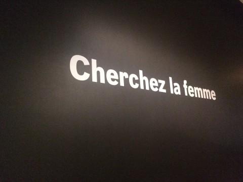 Ausstellung: Cherchez La Femme