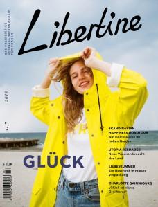 Libertine Magazin 7 #Glück