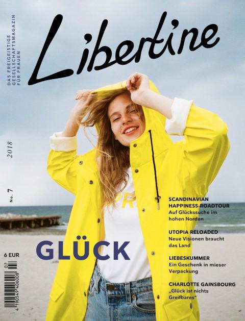 LIBERTINE 07 #GLÜCK Ist Da!