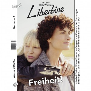 LIBERTINE Magazin #01