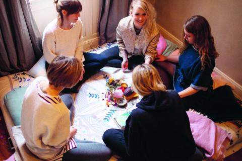 Sister Circles – Schwestern Im Geiste