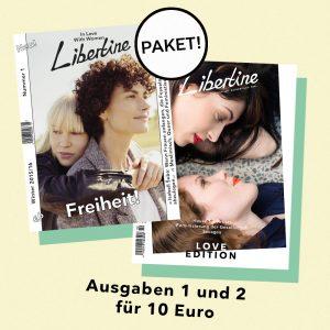Libertine Ausgaben 1 & 2