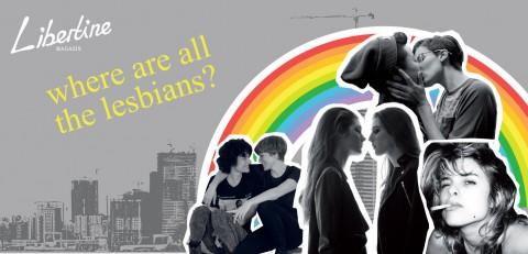 "Libertine Präsentiert: ""Where Are All The Lesbians?"""