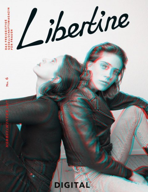 LIBERTINE ISSUE 06 #digital