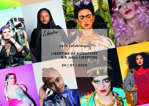 Libertine Jubiläum Und Magazine Launch #Identität