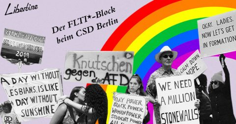 LIBERTINE Goes CSD: Der FLTI*-Block
