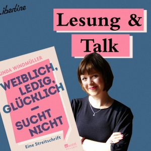 Lesung & Talk Gunda Windmüller