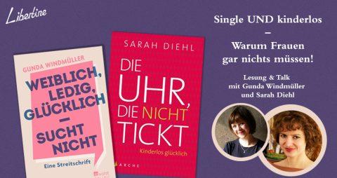 Talk & Lesung: Warum Frauen Gar Nichts Müssen