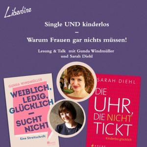 Gunda Windmüller Und Sarah Diehl: Lesung & Talk